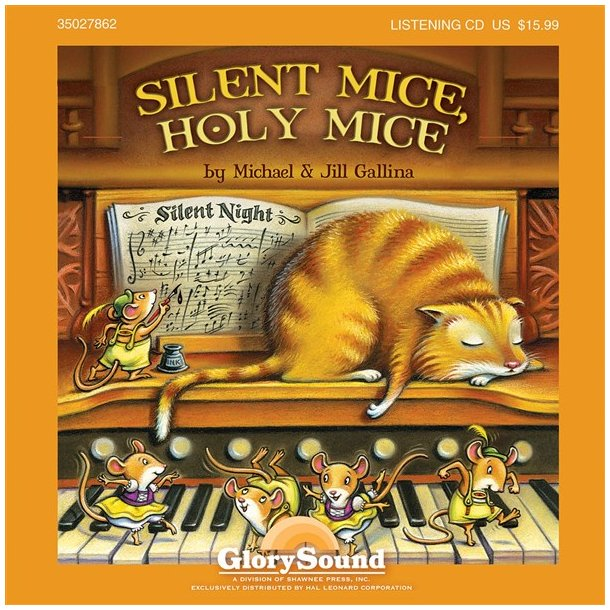 GALLINA MICHAEL & JILL SILENT MICE HOLY MICE CD