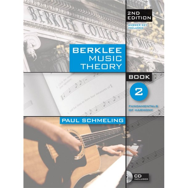 Paul Schmeling: Berklee Music Theory Book 2 - 2nd Edition
