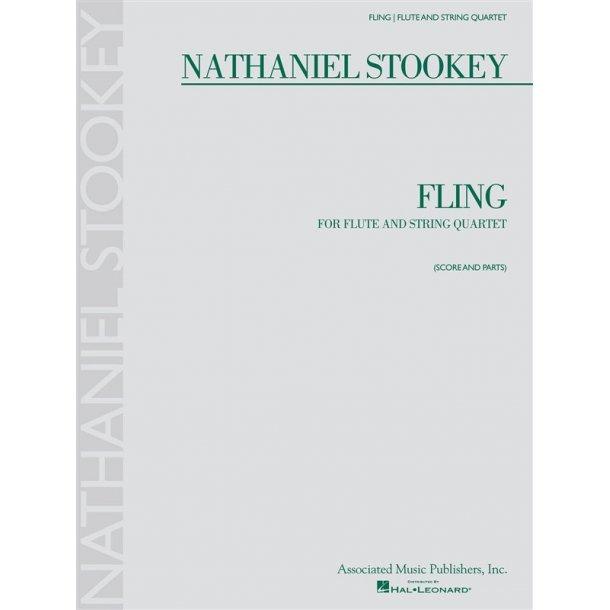 Nathaniel Stookey: Fling