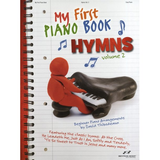 My First Piano Book: Hymns - Volume 2