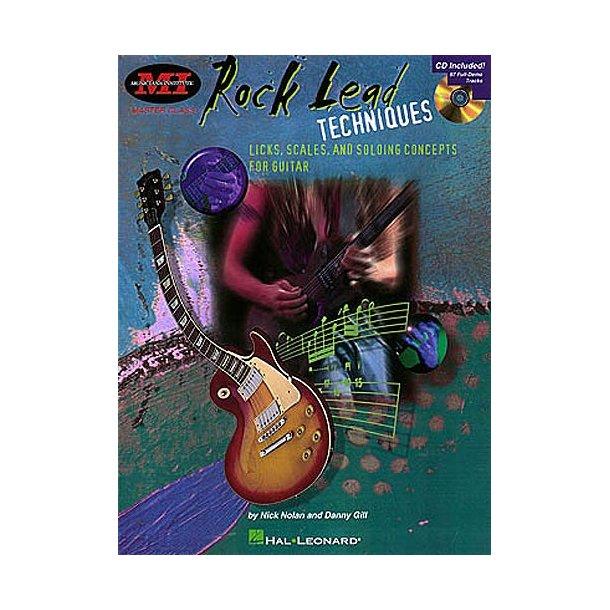 Musicians Institute: Rock Lead Techniques