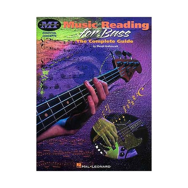 Musicians Institute: Essential Concepts - Music Reading For Bass
