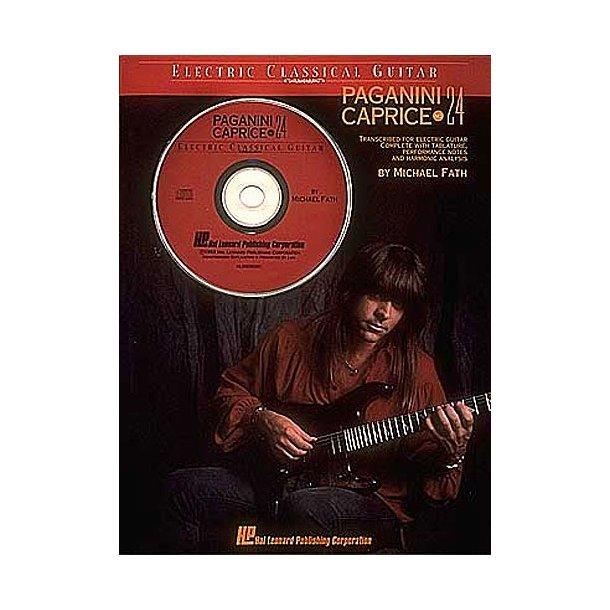 Niccolo Paganini: Caprice No.24 (Electric Guitar)