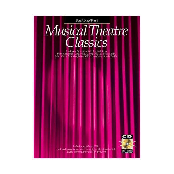 Musical Theatre Classics Baritone/Bass