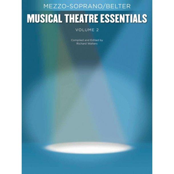 Musical Theatre Essentials: Mezzo-Soprano - Volume 2 (Book Only)
