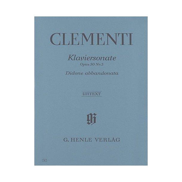 Muzio Clementi: Piano Sonata