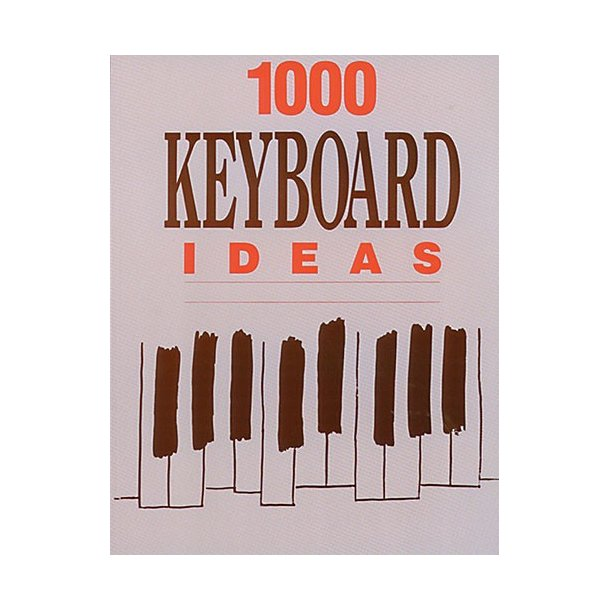 1,000 Keyboard Ideas