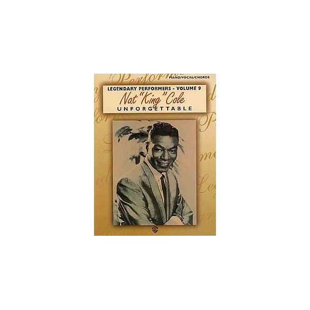 Nat King Cole: Unforgettable (PVG)