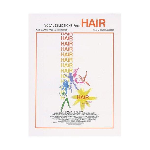 Galt MacDermot: Hair - Vocal Selections