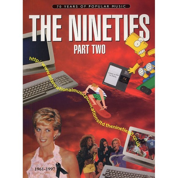 100 Years Of Popular Music: The Nineties - Part Two