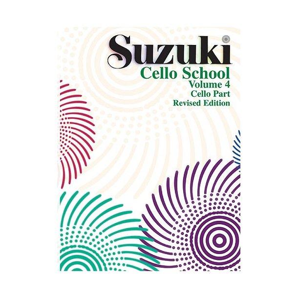 Suzuki Cello Model