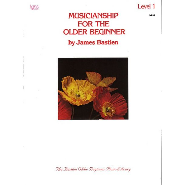 Musicianship For The Older Beginner Level 1