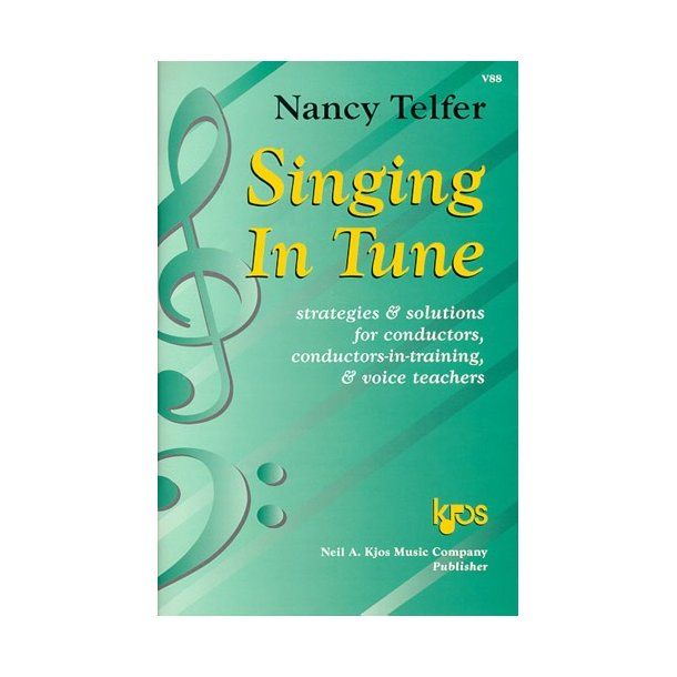 Nancy Telfer: Singing In Tune