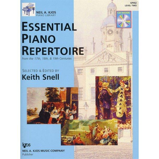 Neil A. Kjos Piano Library: Essential Piano Repertoire - Level 2