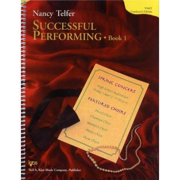 Nancy Telfer: Successful Performing - Book 1 (Teacher?s Edition)