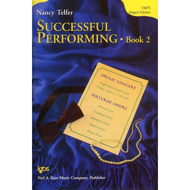 Nancy Telfer: Successful Performing - Book 2 (Student?s Edition)