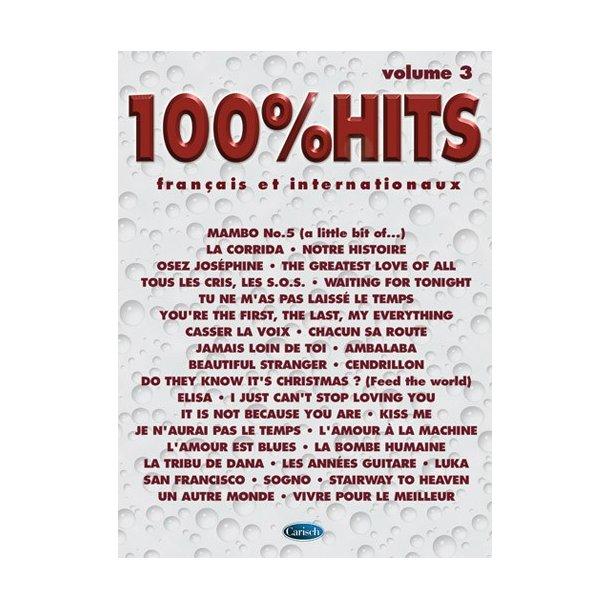100% Hits, Volume 3