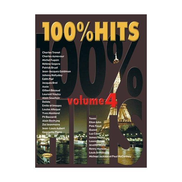 100% Hits, Volume 4