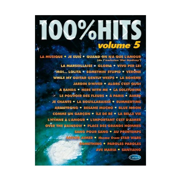 100% Hits, Volume 5