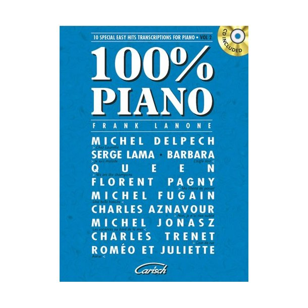 100% Piano, Volume 2