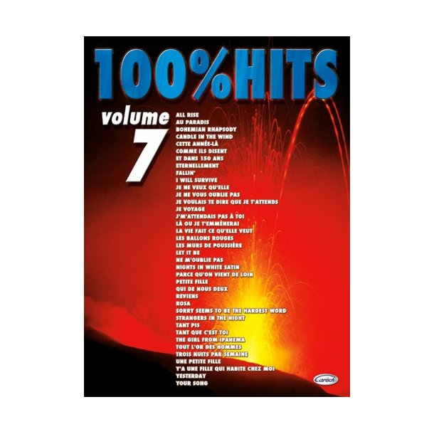 100% Hits, Volume 7