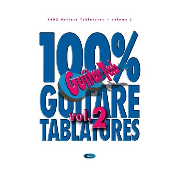 100% Guitare Tablatures, Volume 2