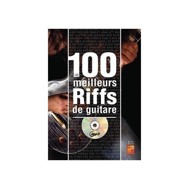 100 Meilleurs Riffs Guitare+CD