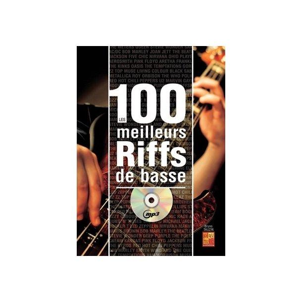 100 Meilleurs Riffs Basse+CD