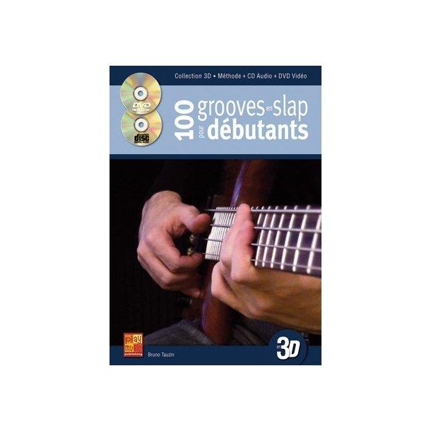 100 Grooves en Slap pour débutants en 3D