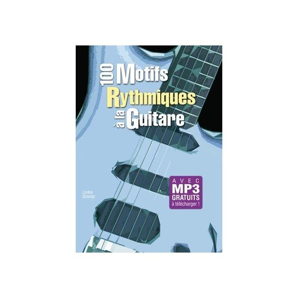 100 Motifs Rythmiques Guitare Gtr Bk