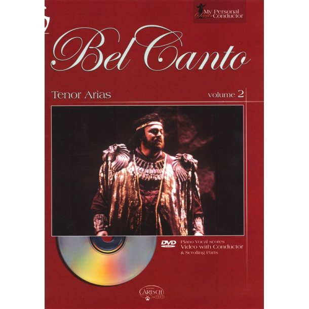 My Personal Conductor Series: Bel Canto Tenor Arias - Volume 2