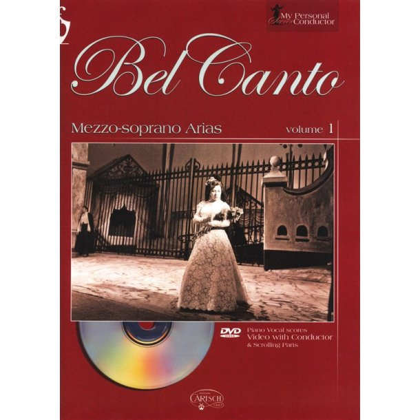 My Personal Conductor Series: Bel Canto Mezzo-Soprano Arias - Volume 1