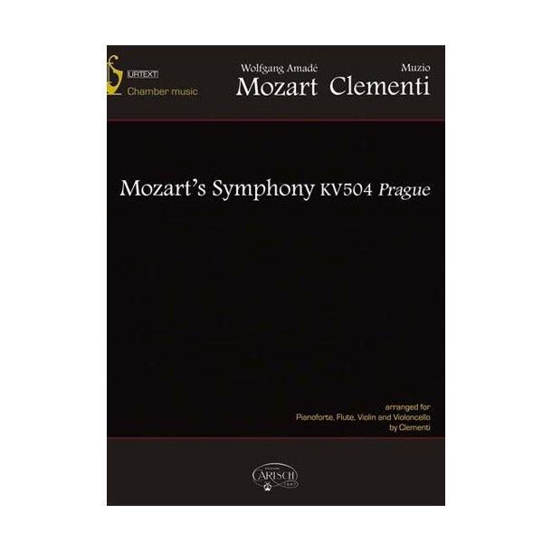 Muzio Clementi - Wolfgang Amadeus Mozart: Prague Symphony V.2