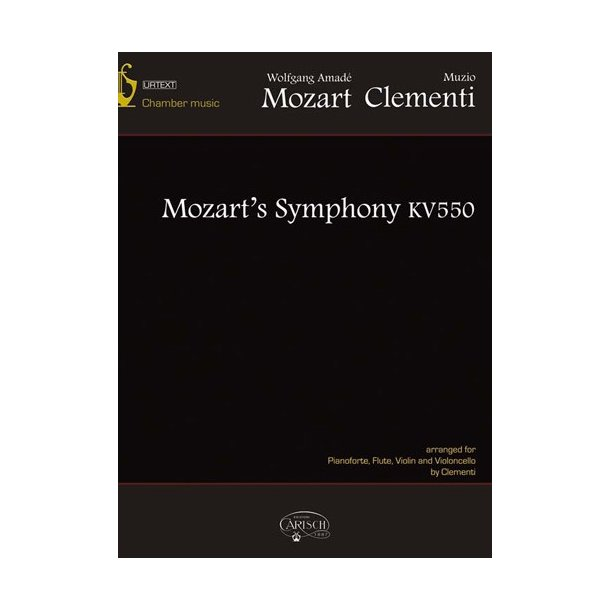 Muzio Clementi - Wolfgang Amadeus Mozart: Sinfonia KV550 Arranged By Clementi