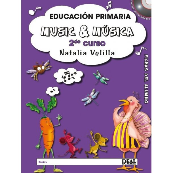 Natalia Velilla: Music & Musica Vol. 2 (Book/DVD)