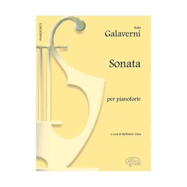 Galuppi Sonata Pf Bk
