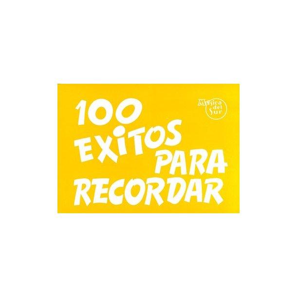 100 Éxitos para Recordar