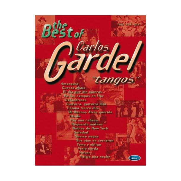 GARDEL CARLOS GARDEL BEST OF TANGOS PVG