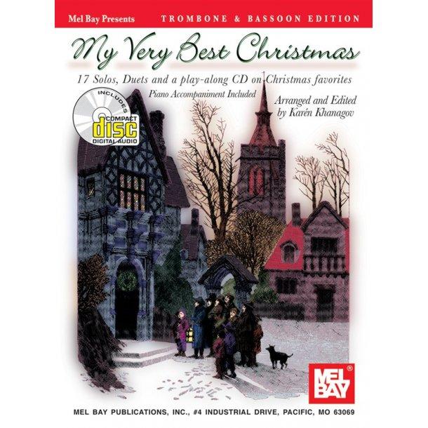 My Very Best Christmas, Trombone & Bassoon Edt.