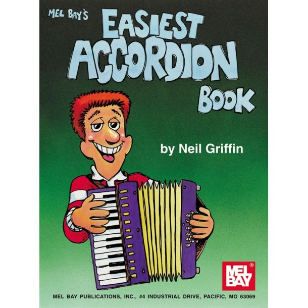 Neil Griffin: Easiest Accordion Book