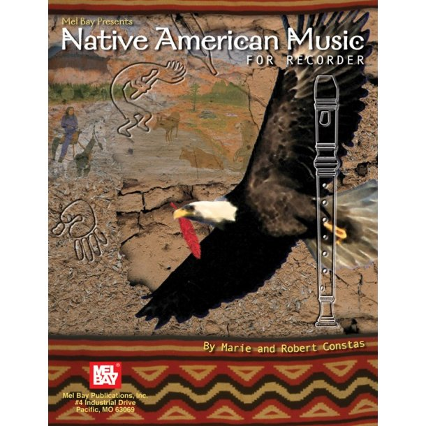 Native American Music for Recorder