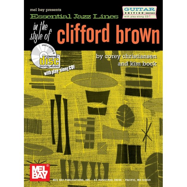 'Essential Jazz Lines' In The Style Of - Clifford Brown