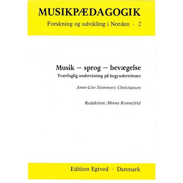 MUSIK - SPROG - BEVÆGELSE