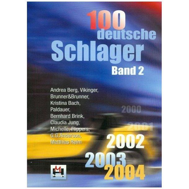 100 Deutsche Schlager Band 2