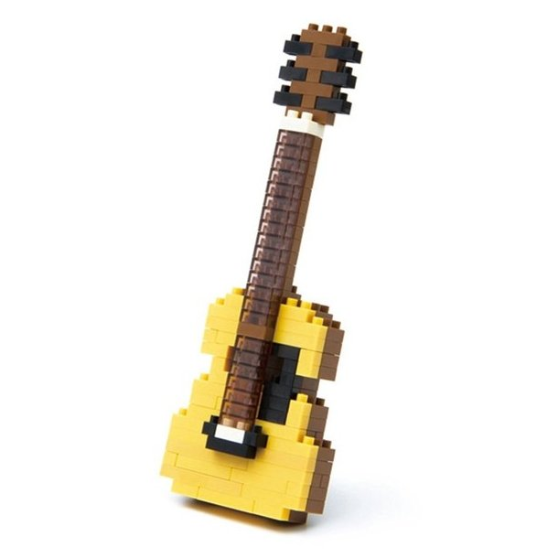 Nanoblock: Acoustic Guitar