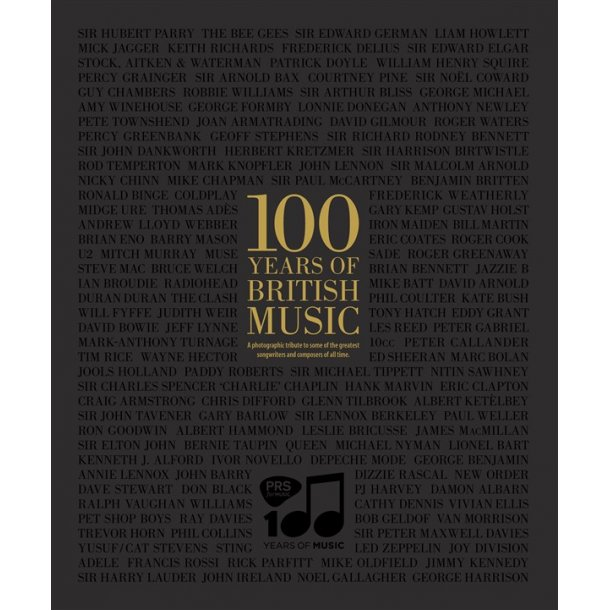 100 Years Of British Music Bam Bk