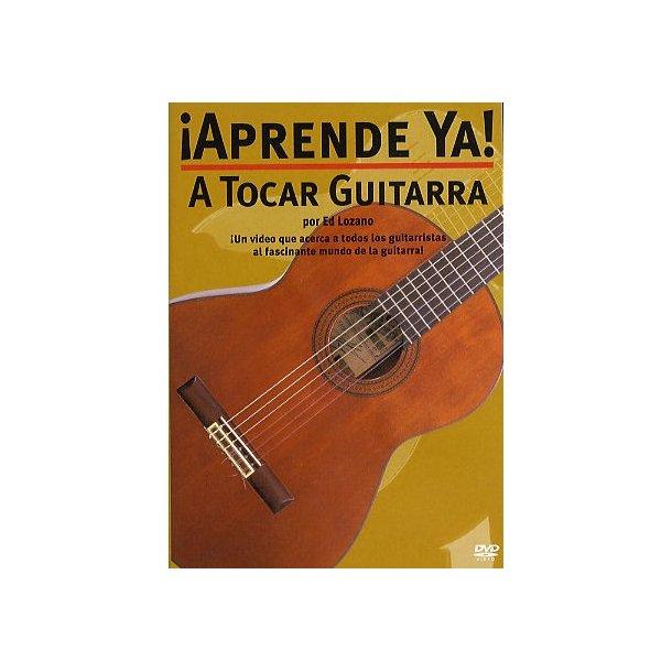 ¡Aprende Ya! A Tocar Guitarra DVD Edition