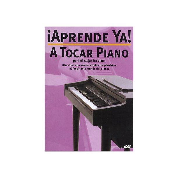 ¡Aprende Ya! Tocar Piano DVD Edition