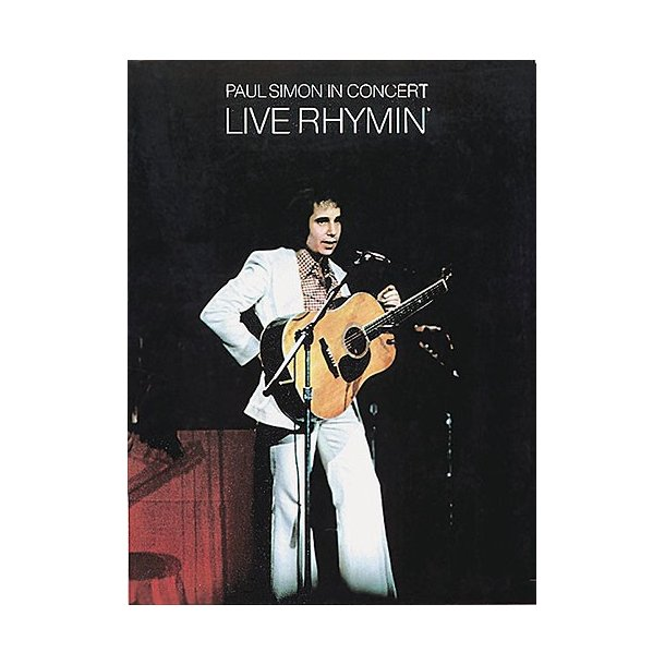 Paul Simon: In Concert Live Rhymin'