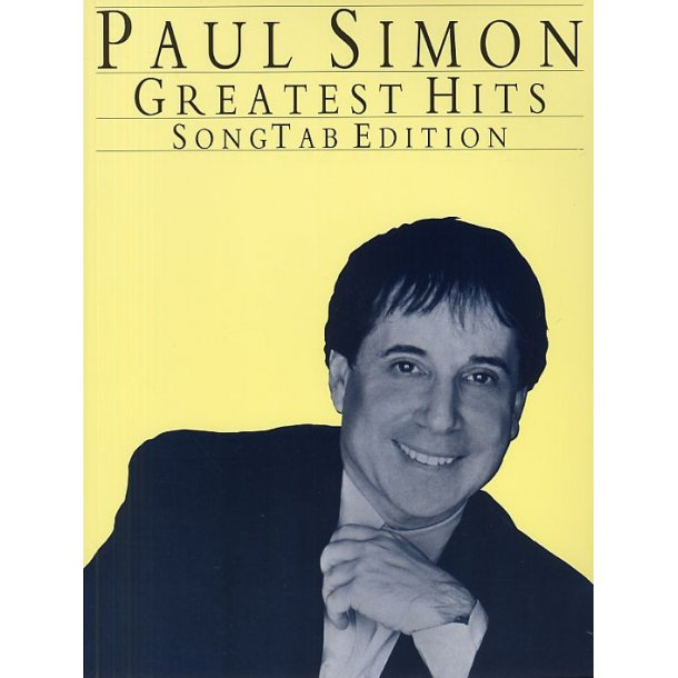 Paul Simon: Greatest Hits (Song Tab Edition)